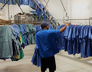 Senior Living Facility - Risks of In-House Laundry