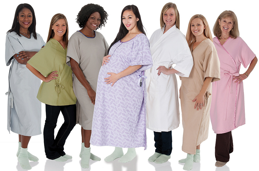 Comfort Care - Comfortable Hospital Gowns