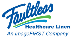 Faultless Healthcare Linen | Kansas City – St. Louis Logo