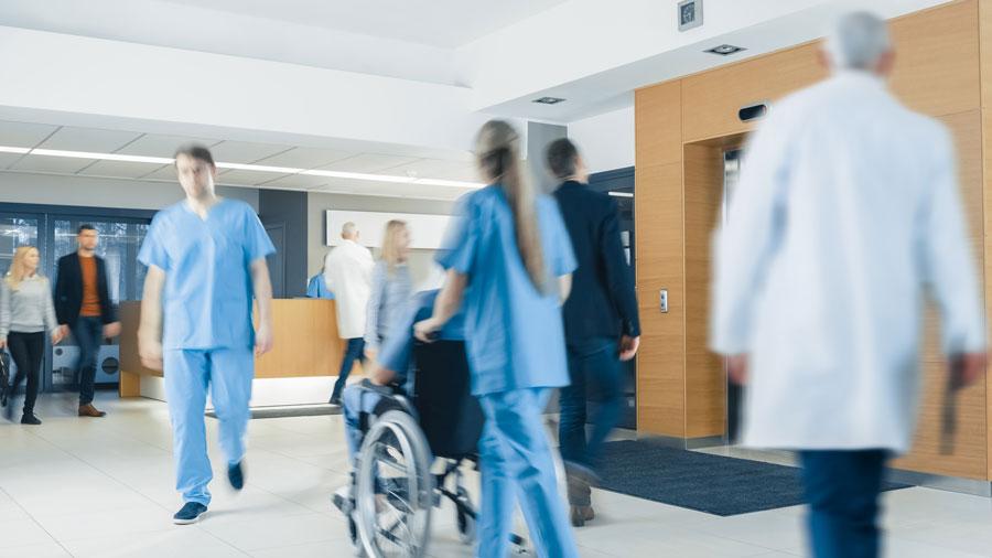 Medical Floor Mats - Hospital Cleanliness Programs