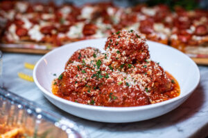 Catering Image Meatballs