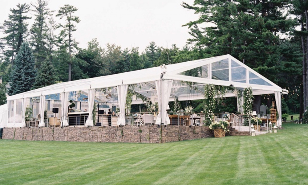 5 Benefits of Using Tents for Events