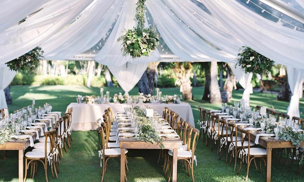 Wedding Tent Ideas for Summer Celebrations | Joliet Tent