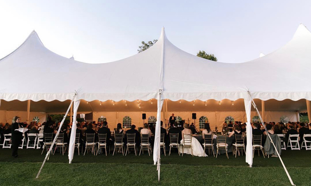 Wedding Tent Ideas for Summer Celebrations | Joliet Tent