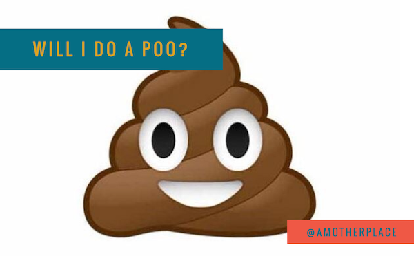 will i do a poo when I am giving birth?