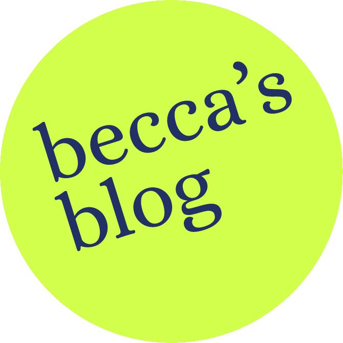 beccas blog