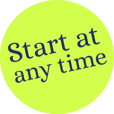 start any time