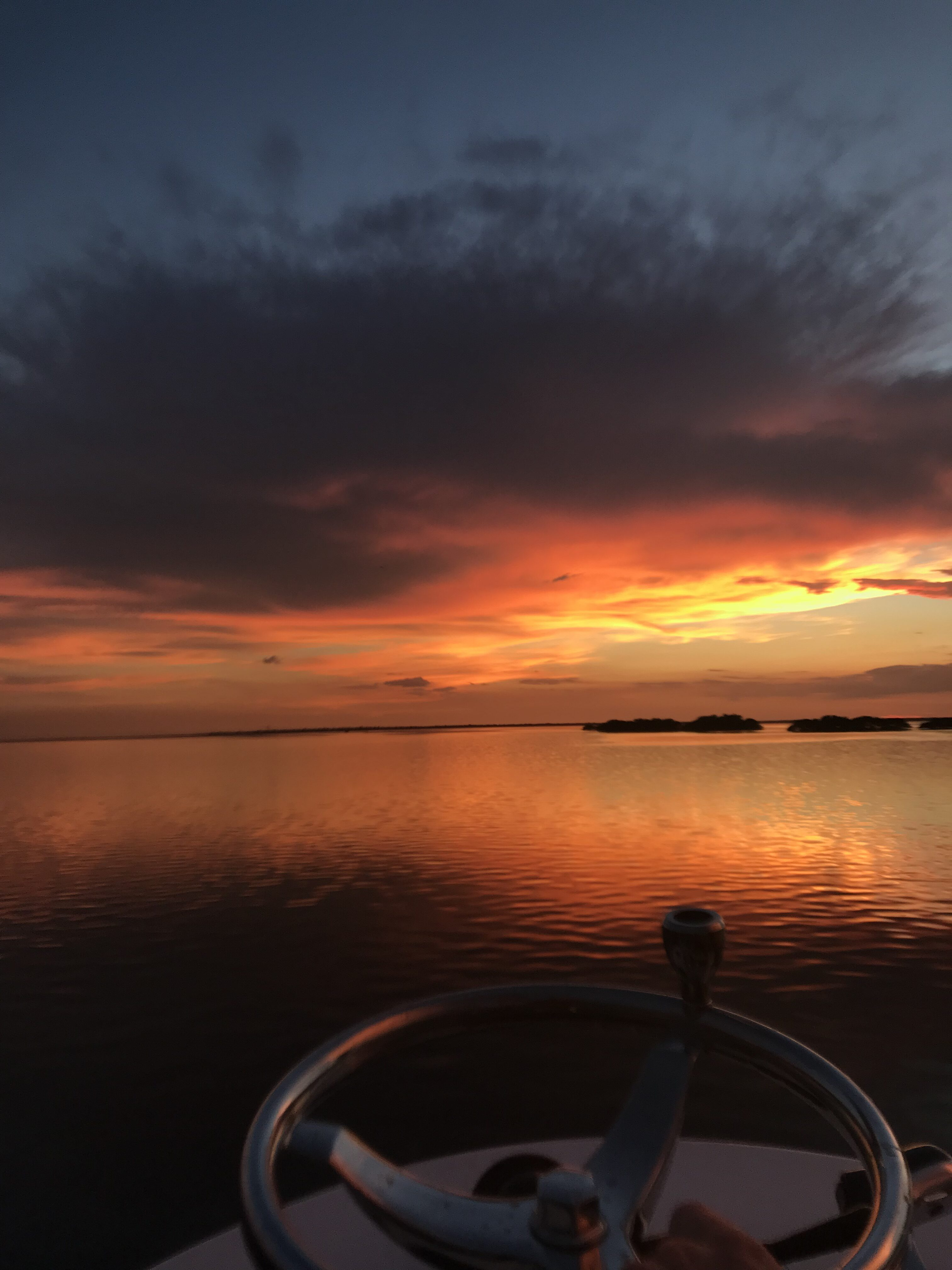 sunset cruise, fish hunters charters