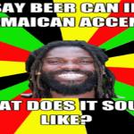 Jamaican, voice mail
