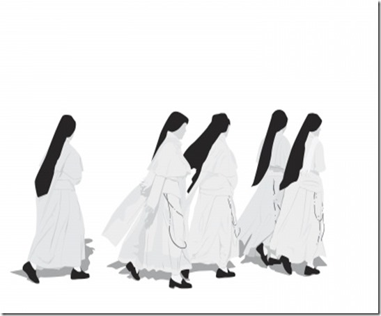 Sisters Nun