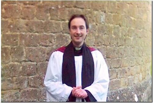 Irishman Priest