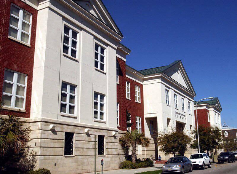 Charleston county library