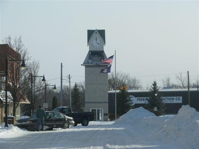 durand clock tower