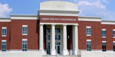 CRISP COUNTY COURTHOUSE