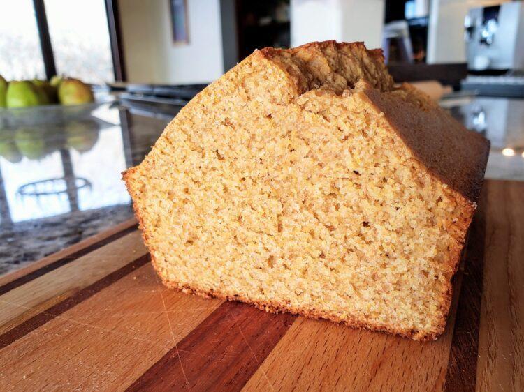 whole wheat cornbread