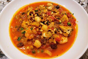 Best Mediterranean seafood stew