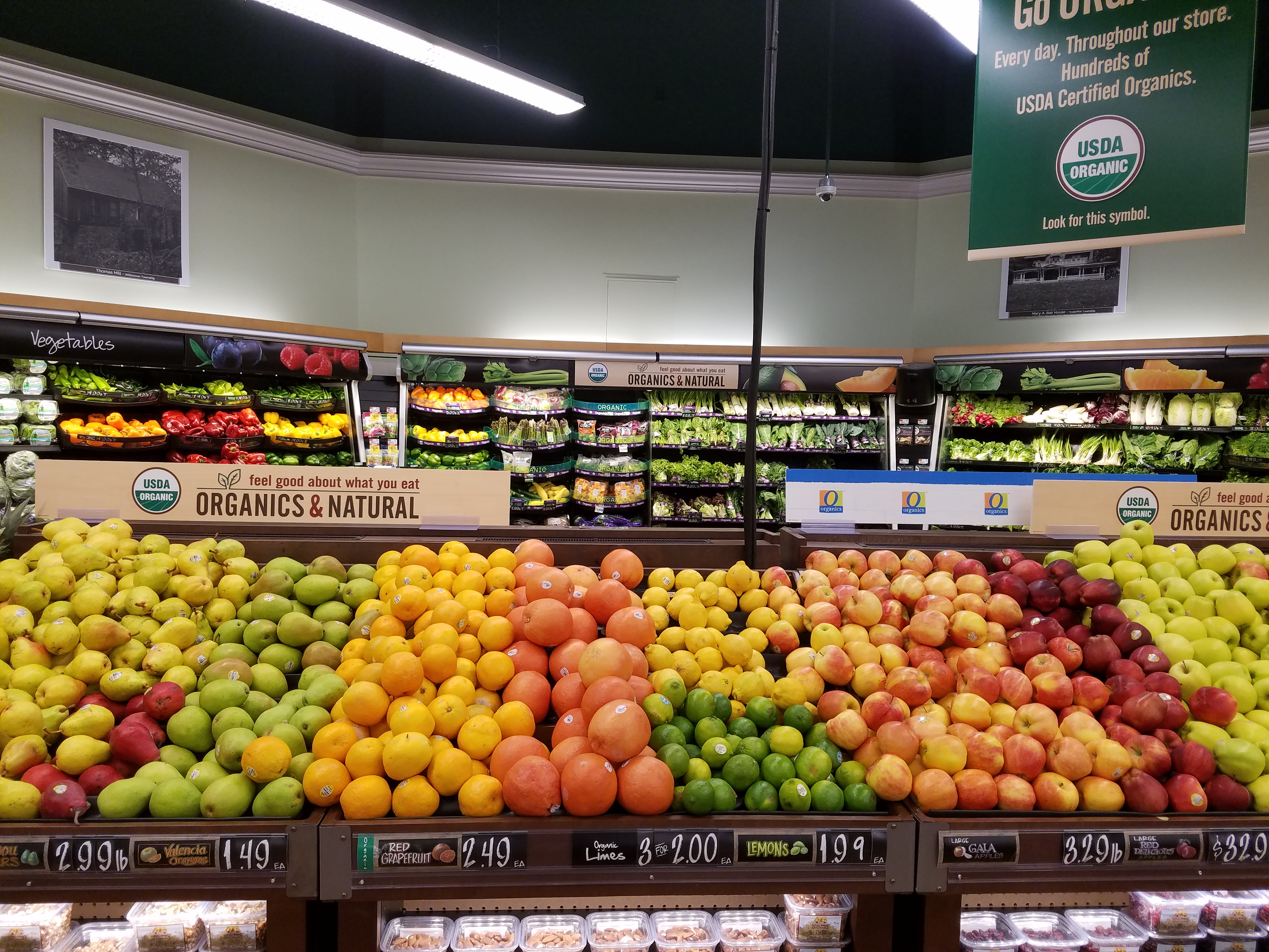 Feeling stressed or depressed; Fruit