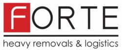 Forte Heavy Removals logo