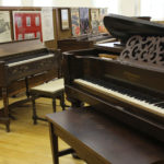 2nd floor music room