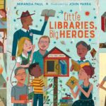 100 Book Giveaway from Little Free Library