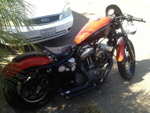 Motorcycle locksmith key replacement