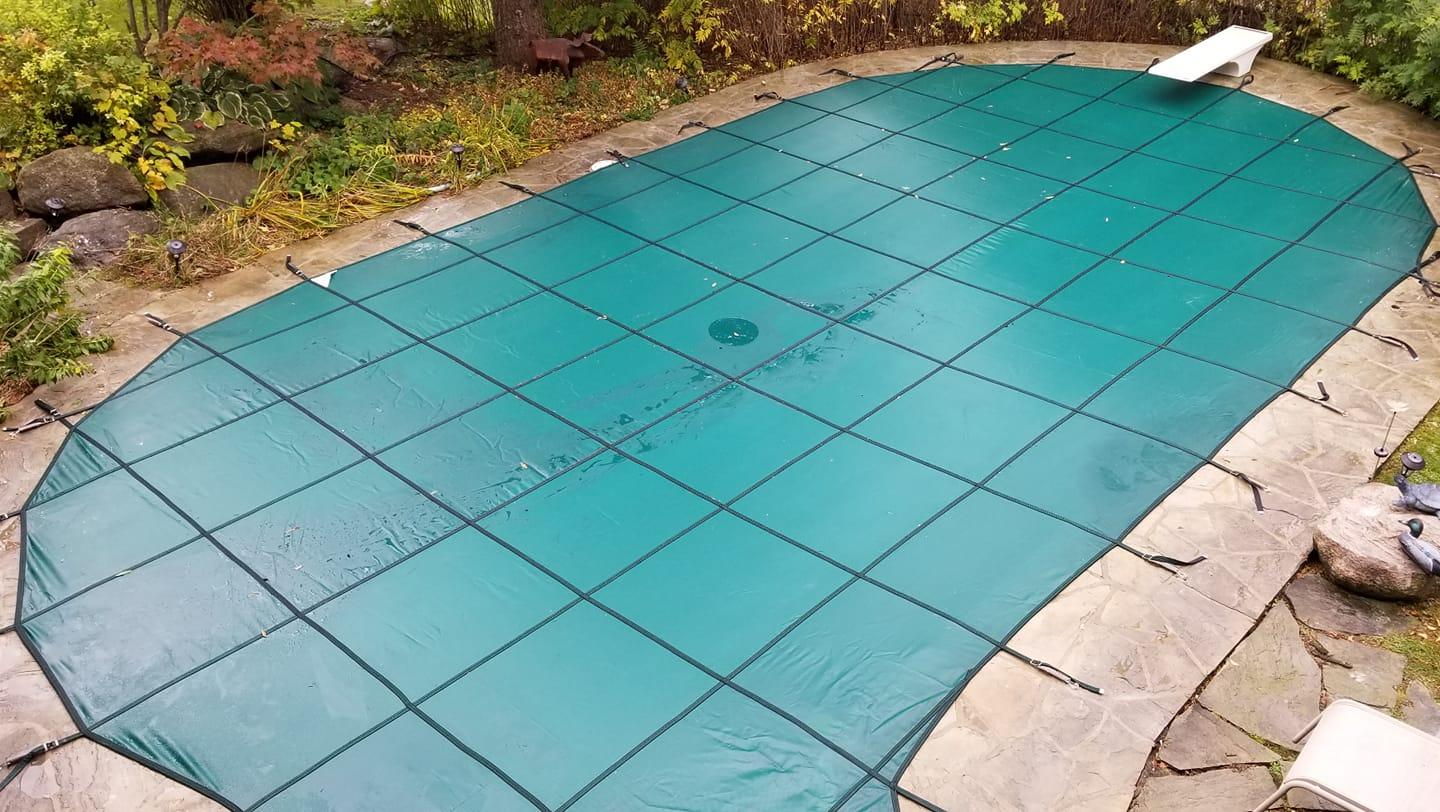 ReedPool Pool Safety Cover