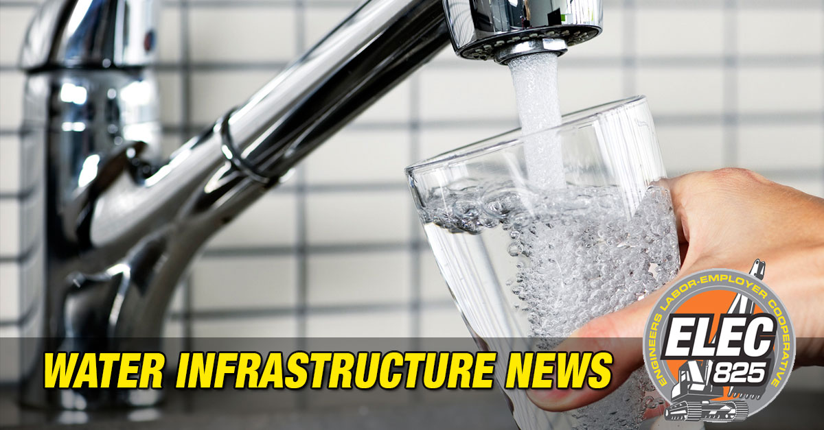 NJ Spotlight Op-Ed: The Next Infrastructure Frontier — New Jersey's Water System