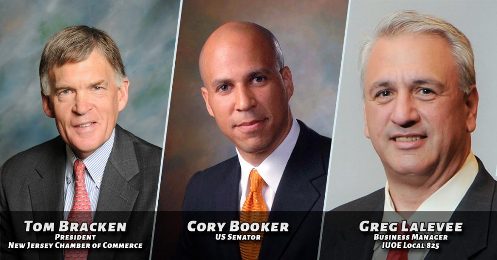 NJ.com/Booker, labor and business leaders: NJ's infrastructure mustn't crumble