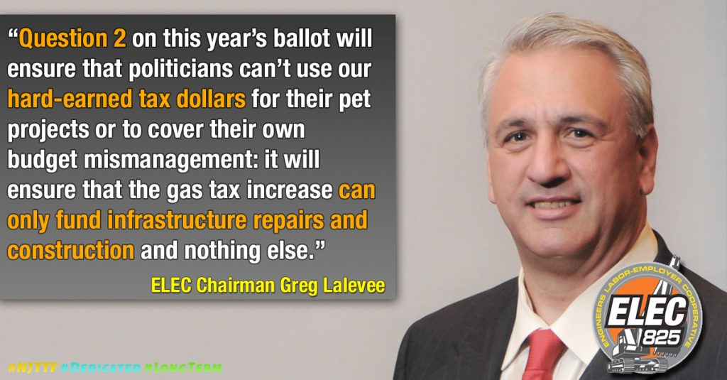 """…any failure to fund the TTF has real, tangible consequences."" – Greg Lalevee, ELEC825"