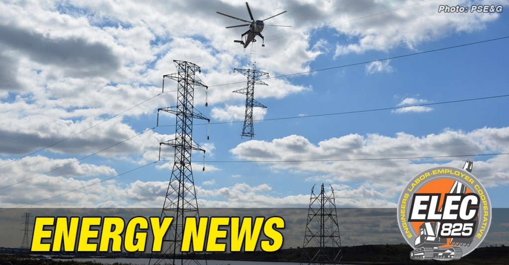 NJ Spotlight: Grid Operator Approves More Than $1.5B in Projects, Mostly for PSE&G
