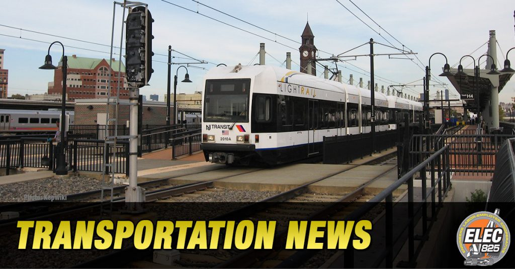 Hudson-Bergen Light Rail Moves Forward