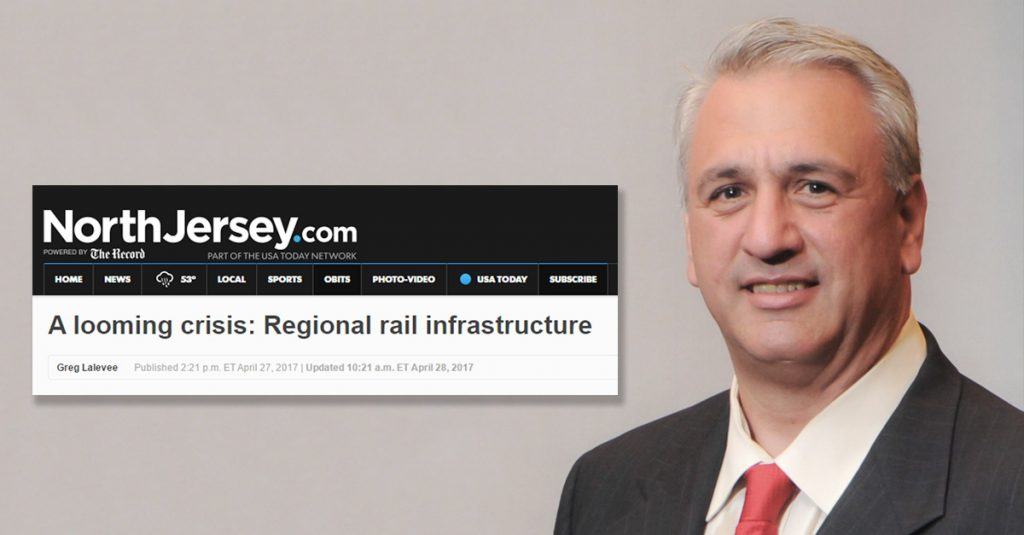A looming crisis: Regional rail infrastructure
