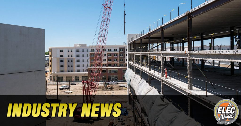 $1.4 Billion of Construction Activity in September