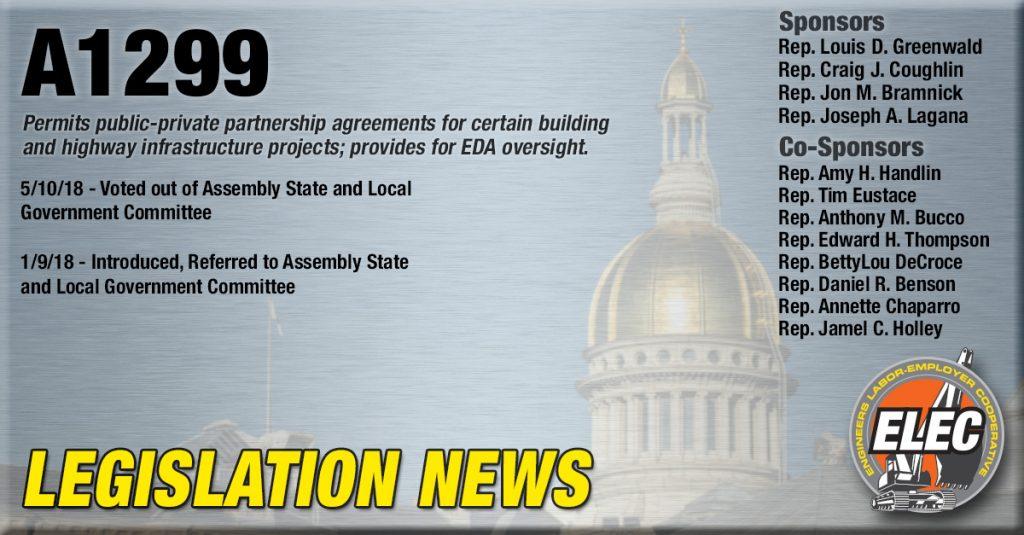 Legislation Update: A 1299