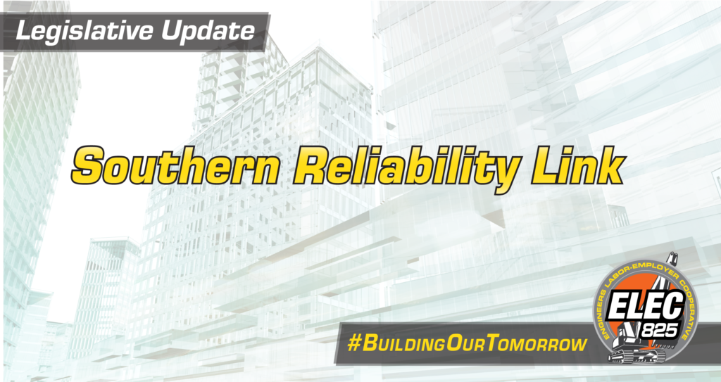 Southern Reliability Link pipeline construction moves forward
