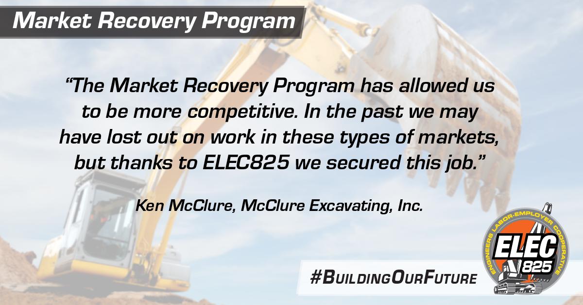 McClure Excavating, Inc., Wins Agro Merchants Project