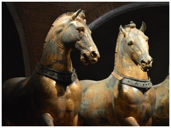 The Horses of Saint Mark, Triumphal Quadriga
