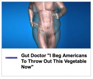 Indirect headlines