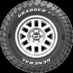 General Tire Grabber A/T X | All Season