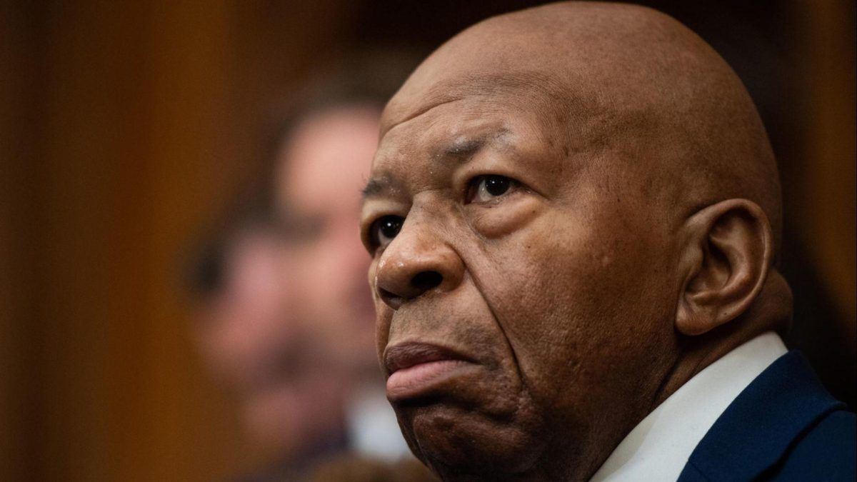 Elijah Cummings is an embarrassment to the country