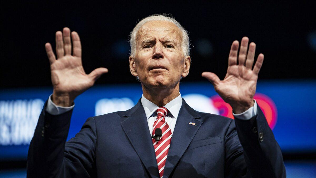 The shit is hitting the fan for Joe Biden