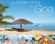 Your Holiday Homes in Goa