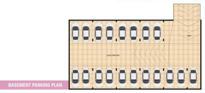 Basement Parking Plan