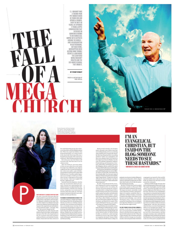 Fall of a MegaChurch