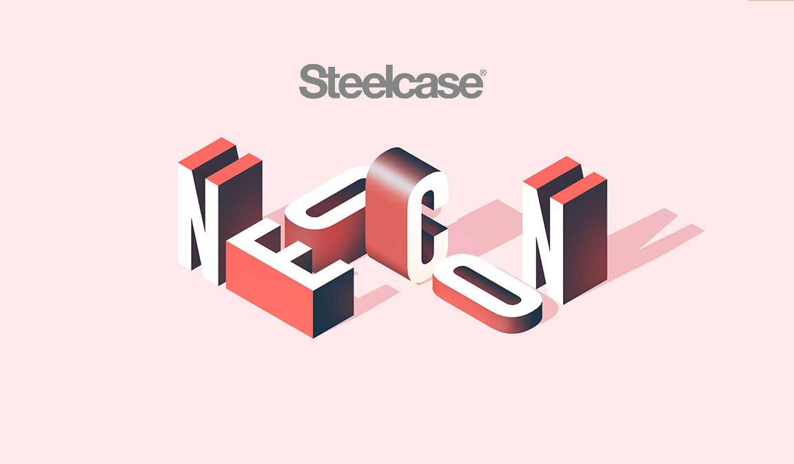 Steelcase Awarded Best Large Showroom at NeoCon 2017