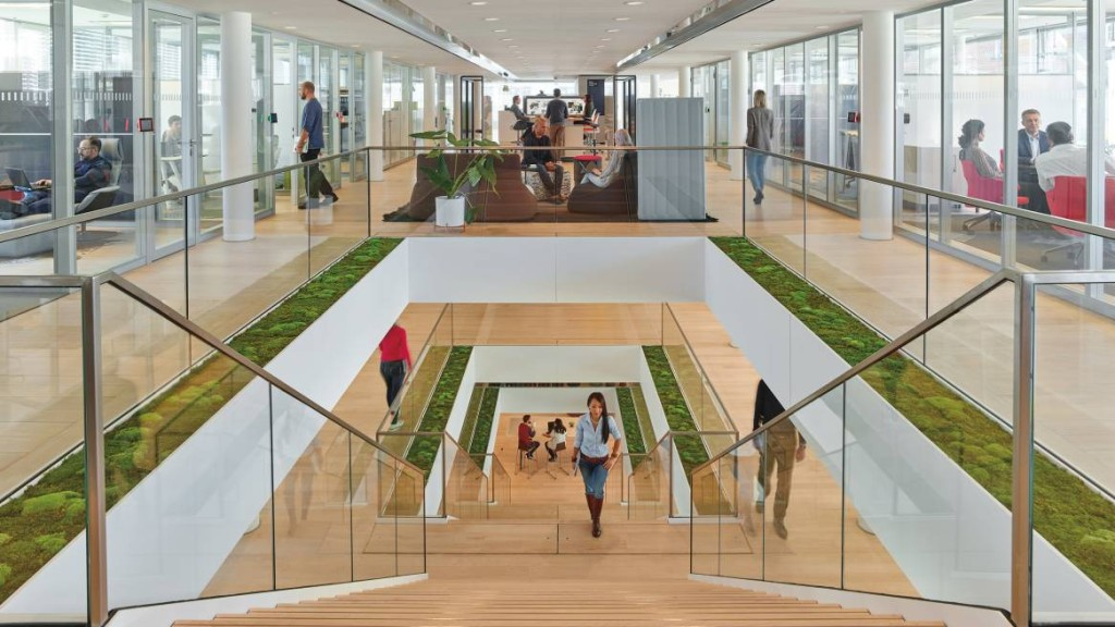 Steelcase: New Learning + Innovation Center in Munich