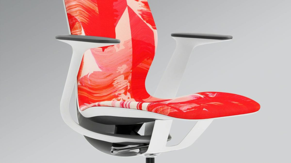 SILQ™ – Aerospace Inspired Office Seating from Steelcase