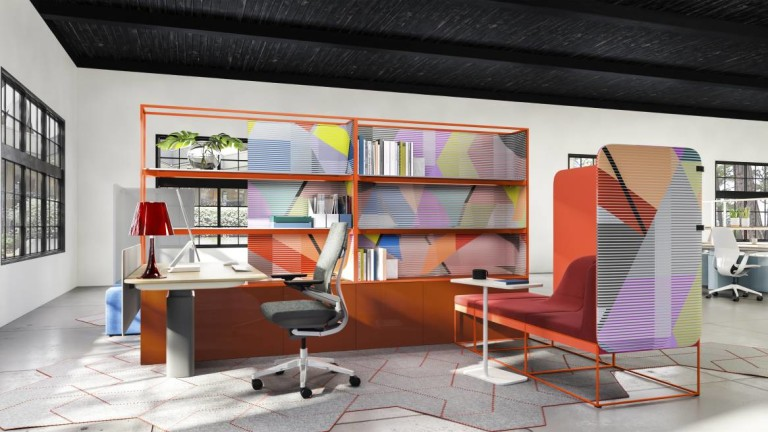 Steelcase has launched its newest product called Mackinac