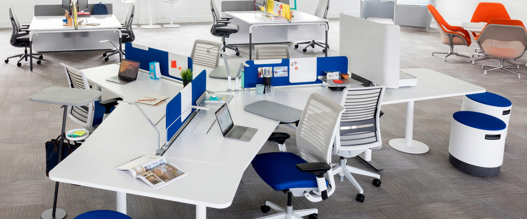 Office Space Planning for Performance