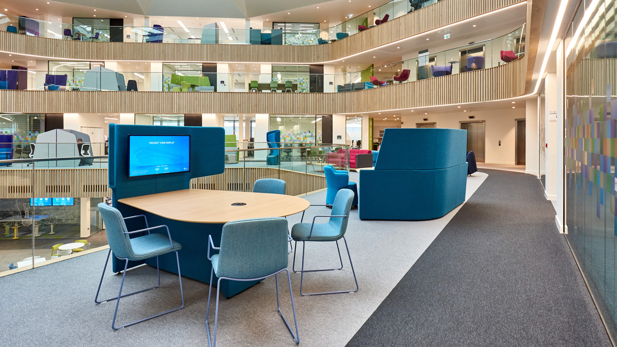 Steelcase aquires Orangebox office furniture - See the full line at AFD Office Furniture